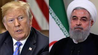 إيران الولايات المتحدة