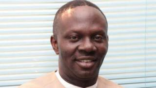 Kassim Afegbua IBB talk-talk person