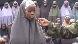 Bidiyon 'yan matan Chibok