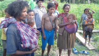 Kelaparan di Pulau Seram