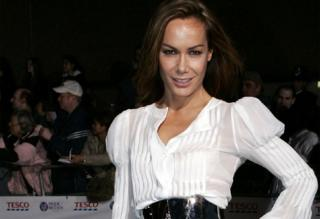 Tara Palmer-Tomkinson pictured in 2008