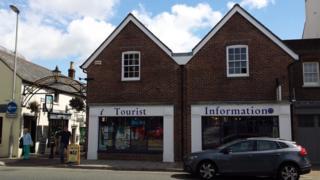 Dorchester Tourist Information Centre