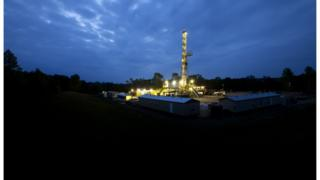 BHP Fayetteville shale operations in Arkansas