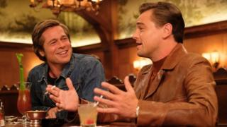 Brad Pitt ve Leonardo DiCaprio