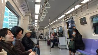 台灣機場捷運歷經20年規劃建設,終於在2017年完工