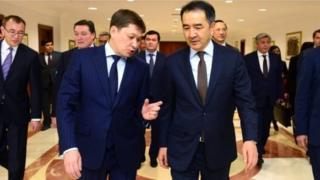 Кыргыз премьер-министри Сапар Исаковдун Астанага биринчи сапары кыргыз-казак мамилеси курчуп турган учурга туш келди.