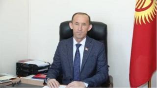 Жогорку Кеңештин Эл аралык мамилелер, коргонуу жана коопсуздук комитетинин мүчөсү Абдывахап Нурбаев