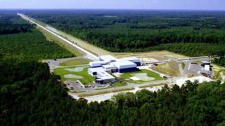 Ligo detector in Louisiana