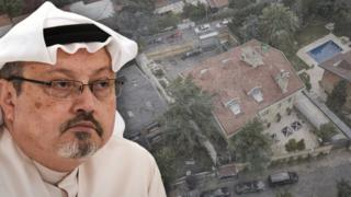 Jamal Khashoggi and the Saudi consulate in Istanbul