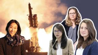 북한과 한반도 평화를 분석하는 여성 안보 전문가