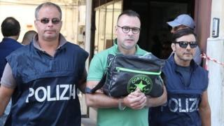 аресты в Палермо