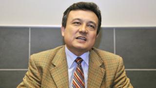 Uighur activist Dolkun Isa