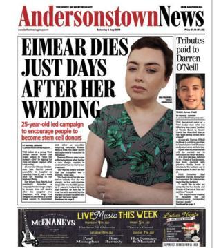 Andersonston News