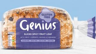Genius bakery product