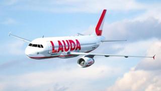 New Lauda livery