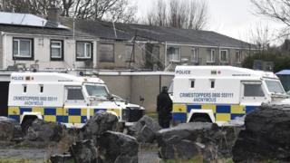 Craigavon: Nathan Gibson murder accused Paul Whitla in court