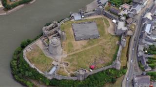 Pemroke Castle