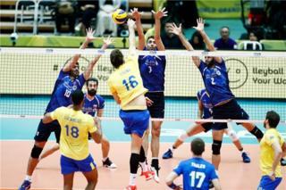 بازی ایران برزیل
