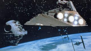 STAR WARS RETURN OF THE JEDI 1983
