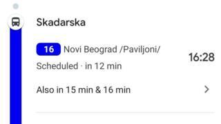 гугл транзит