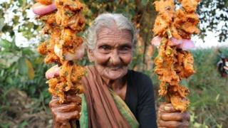 Abuela cocinera