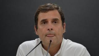 ராகுல் காந்தி: காங்கிரஸ் தலைவர் பதவியை ராஜிநாமா செய்வதில் உறுதி