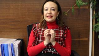 Hüquqşünas Sevinc Əliyeva