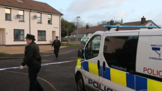 A murder investigation has begun following the death of a 48-year-old man in Ballycastle, County Antrim