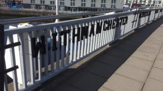 Bridge tribute