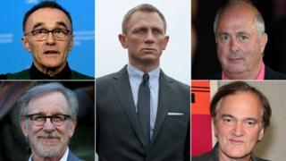 Bojl, Krejg, Mikel, Tarantino, Spilberg