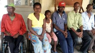 Abagwaye bari ku bitaro Prince Regent Charles i Bujumbura