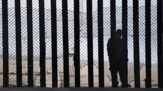 fence with mexico