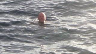 Brett no mar