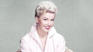 Doris Day pictured in about 1955