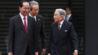 Hai nước đang kỷ niệm 45 năm thiết lập quan hệ ngoại giao