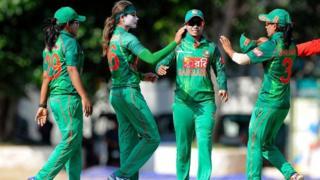 بنگلہ دیش ٹیم