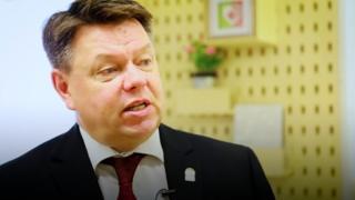 世界气象组织秘书长塔拉斯 (Petteri Taalas)