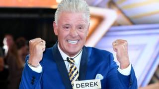 Derek Acorah, TV medium, dies aged 69