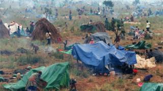 tanzanie, benako, nduta, camp réfugiés