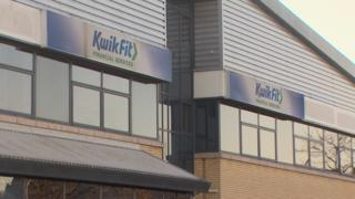 Hundreds of jobs at kwik fit insurance under threat bbc news for House under construction insurance