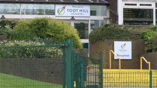 Toot Hill School Bingham mumps