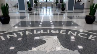 CIA headquarters in Langley, Virginia