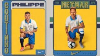 Neymar dan Coutinho