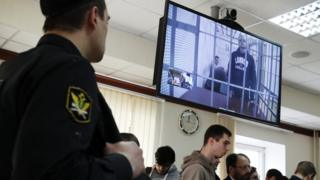 Дмитрий Богатов в суде