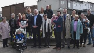 Lansbury Park residents