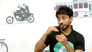 Technology Image shows Fahim Saleh