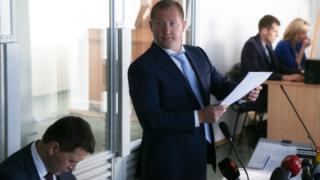 Віталій Сердюк у суді