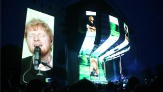Ed Sheeran closes Divide tour with Ipswich homecoming gigs