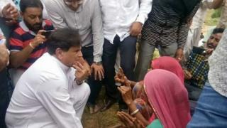 कांग्रेस नेता अहमद पटेल