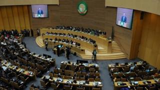 Une trentaine de chefs d'Etat prennent part au sommet de Kigali